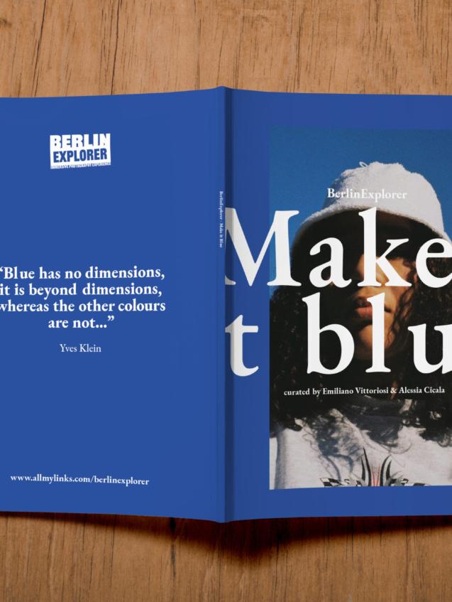 BerlinExplorer - Make it blue Front Back copia