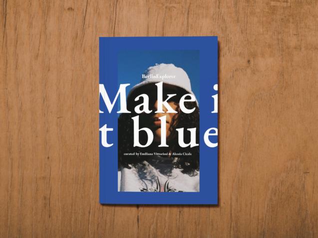 BerlinExplorer - Make it blue Front